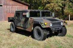 Hummer H1 Alpha. автомат, 4wd, 6.5 (215 л.с.), дизель, 11 000 тыс. км, б/п. Под заказ