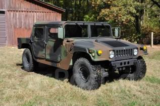 Hummer H1 Alpha. автомат, 4wd, 6.5 (215л.с.), дизель, 11 000тыс. км, б/п. Под заказ