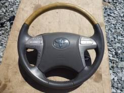 Руль. Toyota Camry, ACV45, ACV40 Двигатели: 2AZFE, 2GRFE