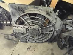 Вентилятор охлаждения радиатора. BMW 3-Series, E46/4, E46/3, E46/2, E46, 2, 3, 4