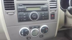 Блок управления климат-контролем. Nissan Tiida Latio, SC11, SJC11, SNC11 Nissan Tiida, C11, C11X, NC11 Двигатели: HR15DE, MR18DE