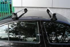 Минидуги для багажного бокса. Toyota Camry