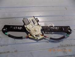 Стеклоподъемный механизм. BMW X3, E83