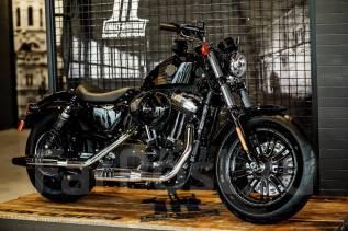 Harley-Davidson Sportster Forty-Eight XL1200X. 1 202 куб. см., исправен, птс, без пробега