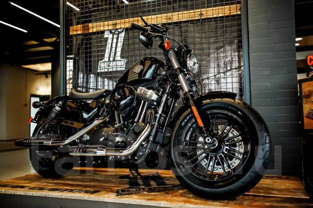 Harley-Davidson Sportster Forty-Eight XL1200X. 1 202 куб. см., исправен, птс, без пробега