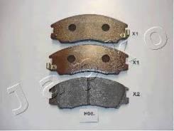 Колодки тормозные дисковые. Hyundai Terracan Двигатели: D4BA, D4BB, D4BF, D4BH