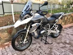 BMW R 1200 GS. 1 200 куб. см., исправен, без птс, с пробегом. Под заказ