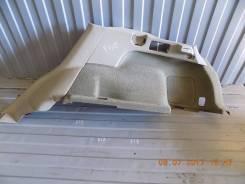 Обшивка багажника. Infiniti FX45, S50 Infiniti FX35, S50