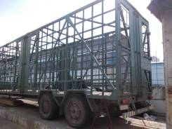 0711, 2000. Продаются полуприцепы-фургоны, длина-14,4, высота-3,85; 2000г. в., 8 000 кг.