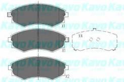 Колодка тормозная дисковая. Hyundai Lantra Hyundai Elantra Hyundai Avante