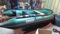 Golfstream Master. Год: 2013 год, длина 3,65м., двигатель подвесной, 30,00л.с., бензин