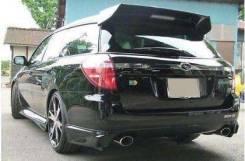 Накладка на спойлер. Subaru Legacy, BP, BPH, BP9, BP5, BPE. Под заказ