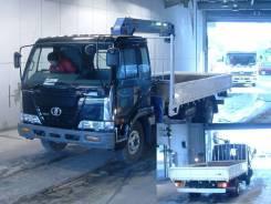 Nissan Diesel Condor. Самогруз , 2004 г. в Новосибиhcr, 7 684 куб. см., 5 000 кг., 7 м.
