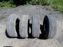 Bridgestone Blizzak Revo. Зимние, без шипов, 2010 год, износ: 80%, 4 шт