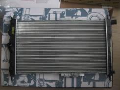 Радиатор охлаждения двигателя. Daewoo Espero