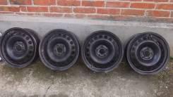 Chevrolet. 6.5x16, 5x105.00, ET39, ЦО 56,6мм.