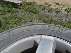 Продается комплект колес Yokohama 215 70R16. x16