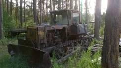 Вгтз ДТ-75. Гусеничный трактор