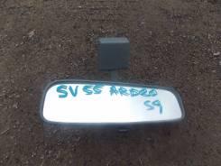 Зеркало заднего вида салонное. Toyota Vista Ardeo, SV55G, SV55