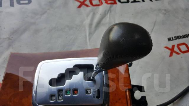 Ручка переключения автомата. Toyota Allion, AZT240, ZZT245, ZZT240 Toyota Premio, ZZT245, AZT240, ZZT240 Двигатели: 1ZZFE, 1AZFSE
