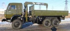 Камаз 4310. Продам Камаз Сайгак с КМУ!, 10 998 куб. см., 3 500 кг., 10 м.