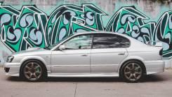 Subaru Legacy B4. механика, 4wd, 2.0 (137 л.с.), бензин, 100 000 тыс. км