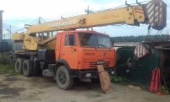 Камаз 53212. Продается Автокран Камаз, 10 850 куб. см., 16 000 кг., 21 м.