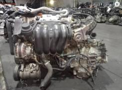 Двигатель в сборе. Honda Stream, RN1 Двигатель K20A