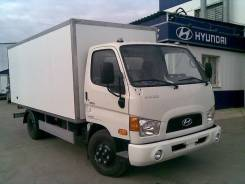 Hyundai HD78. Промтоварный фургон Hyundai HD-78, 3 907 куб. см., 4 375 кг.