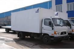 Hyundai HD78. Изотермический фургон Hyundai HD-78, 3 907 куб. см., 4 250 кг. Под заказ