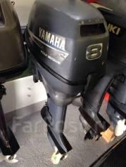 Yamaha. 8,00л.с., 4-тактный, бензиновый, нога L (508 мм), Год: 2006 год