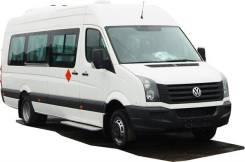 Volkswagen Crafter. турист, 2 000 куб. см., 19 мест