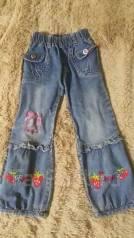 Отдам детские брюки (для дачи/деревни)