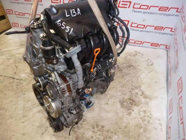Двигатель в сборе. Honda: Civic, Jazz, Fit Aria, Fit, City Двигатели: L13Z1, L13A7, L13A5, L13A6, L13A1, L13A2, L13Z2, L13A, L13B, L13A3, L13A8