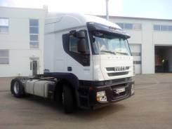 Iveco Stralis. Б/У грузовой седельный тягач AT440S42 T/P RR, 10 308 куб. см., 12 000 кг.