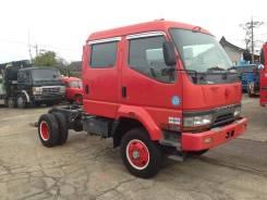 Mitsubishi Canter. 4WD, мостовой, без пробега. В наличии., 4 499 куб. см., 3 000 кг.