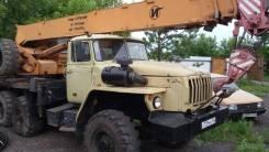 Ивановец КС-35714. Продам Авто Кран УРАЛ - КС35714, 14 859 куб. см., 16 000 кг., 18 м.