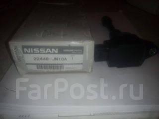 Катушка зажигания. Nissan: Fuga, Teana, 350Z, Fairlady Z, Murano, Skyline Infiniti: M45, G25, G35, G37, FX50, M35 Hybrid, M35, EX35, FX35, FX37, EX37...
