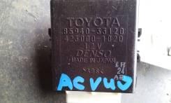 Блок управления двс. Toyota Camry, GSV40, ACV40, ACV41, ACV45, AHV40, ASV40 Toyota Aurion, ACV40, GSV40 Daihatsu Altis, ACV45N, ACV40N Двигатели: 2AZF...