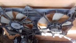 Вентилятор охлаждения радиатора. Toyota Voxy, AZR65, AZR65G