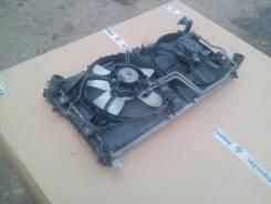 Радиатор охлаждения двигателя. Mazda Capella