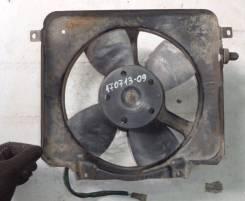 Вентилятор охлаждения радиатора. Лада 2108, 2108
