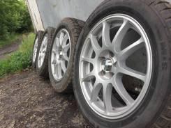 Продам колеса R16 в идеальном состоянии. 6.5x16 5x100.00 ET-72 ЦО 73,9мм.