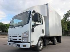 Isuzu. NLR 85, 2010 г, фургон, г/п 1т, категория В, 2 999 куб. см., 1 050 кг.