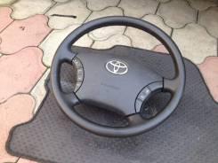 Руль. Toyota: Alphard Hybrid, Estima Hybrid, Hilux Surf, Avensis Verso, Land Cruiser Prado, Ipsum, Highlander, Tacoma, Tundra, Alphard, Picnic Verso...