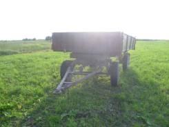 Тракторный прицеп, 1991