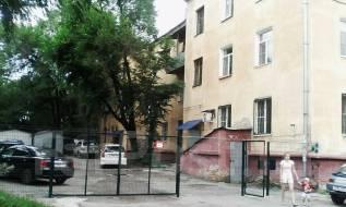 Комната, улица Павловича 1. Индустриальный, агентство, 12 кв.м. Дом снаружи