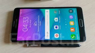 Samsung Galaxy Note 4 SM-N910C. Б/у