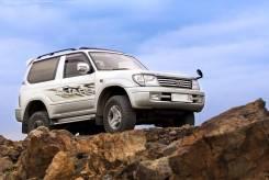 Toyota Land Cruiser Prado. автомат, 4wd, 3.0 (1 450 л.с.), дизель