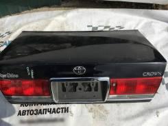 Крышка багажника. Toyota Comfort, LXS10, LXS12, YXS10 Toyota Crown, LXS11, GXS10, GXS12, YXS11, YXS10H, YXS10 Toyota Crown Comfort, LXS10, LXS12, YXS1...